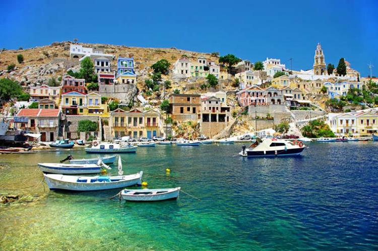 Остров Хидра в Гърция