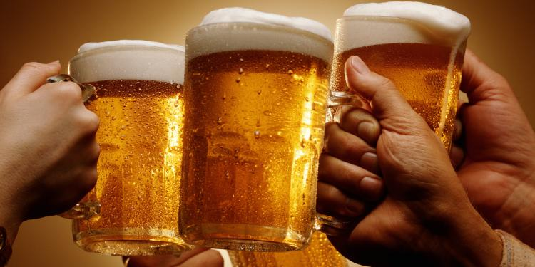 Умерената консумация на бира е изключително полезна