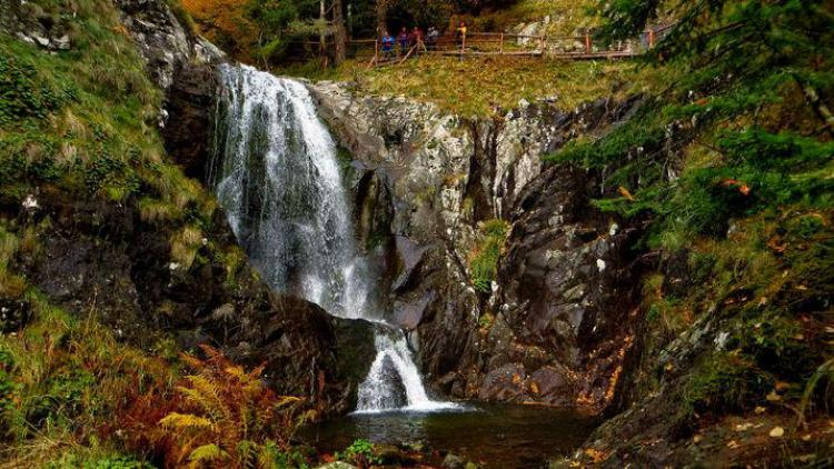 Водопадите в Западна Стара Планина