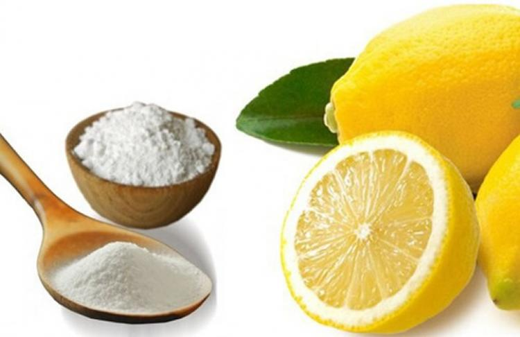 Отслабване с лимони и сода за хляб